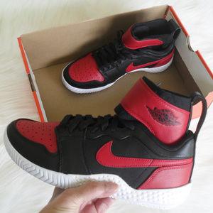 3eff315ec587d5 Nike Shoes - NIKE - Serena Williams Flare LG QS Air Jordan 1